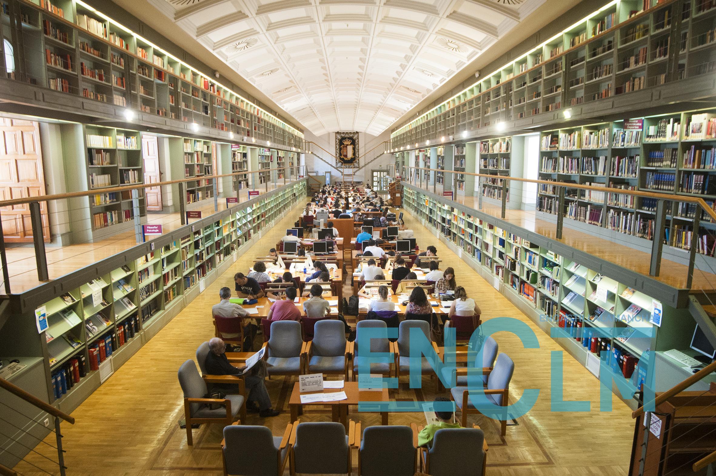 Biblioteca de Castilla-La Mancha. bibliotecas