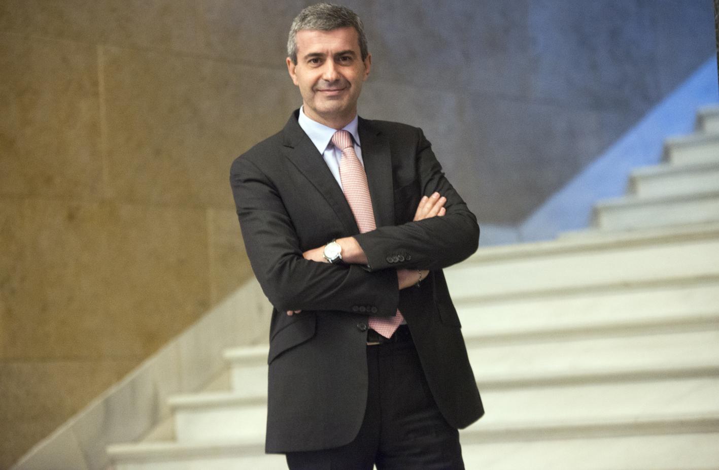 Álvaro Gutiérrez, presidente de la Diputación de Toledo. PSOE de Toledo