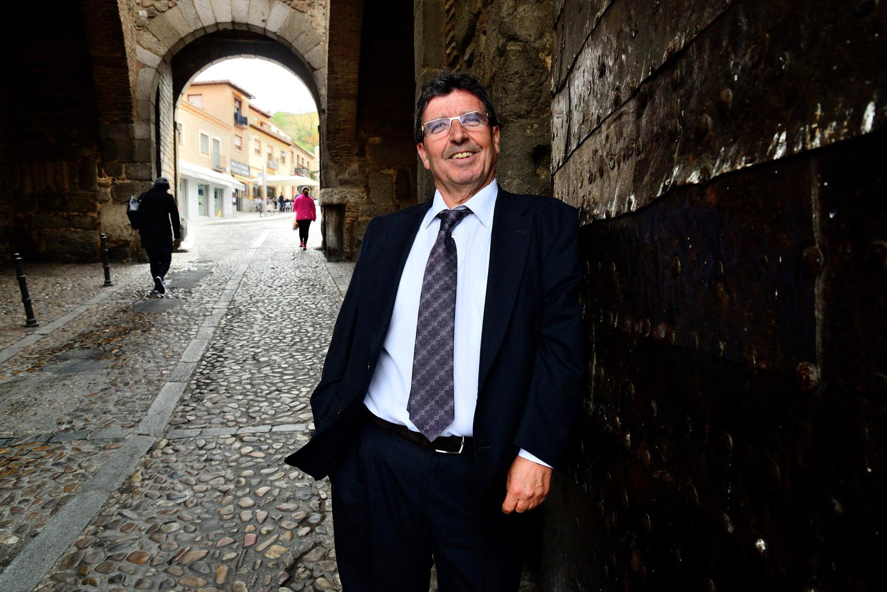 Antonio Luengo, director general de la Agencia del Agua
