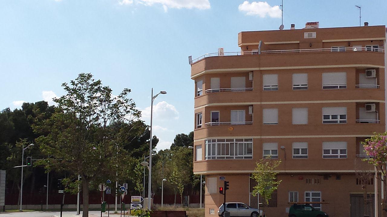 Viviendas en el barrio de Santa Cruz en Albacete. Venta de viviendas