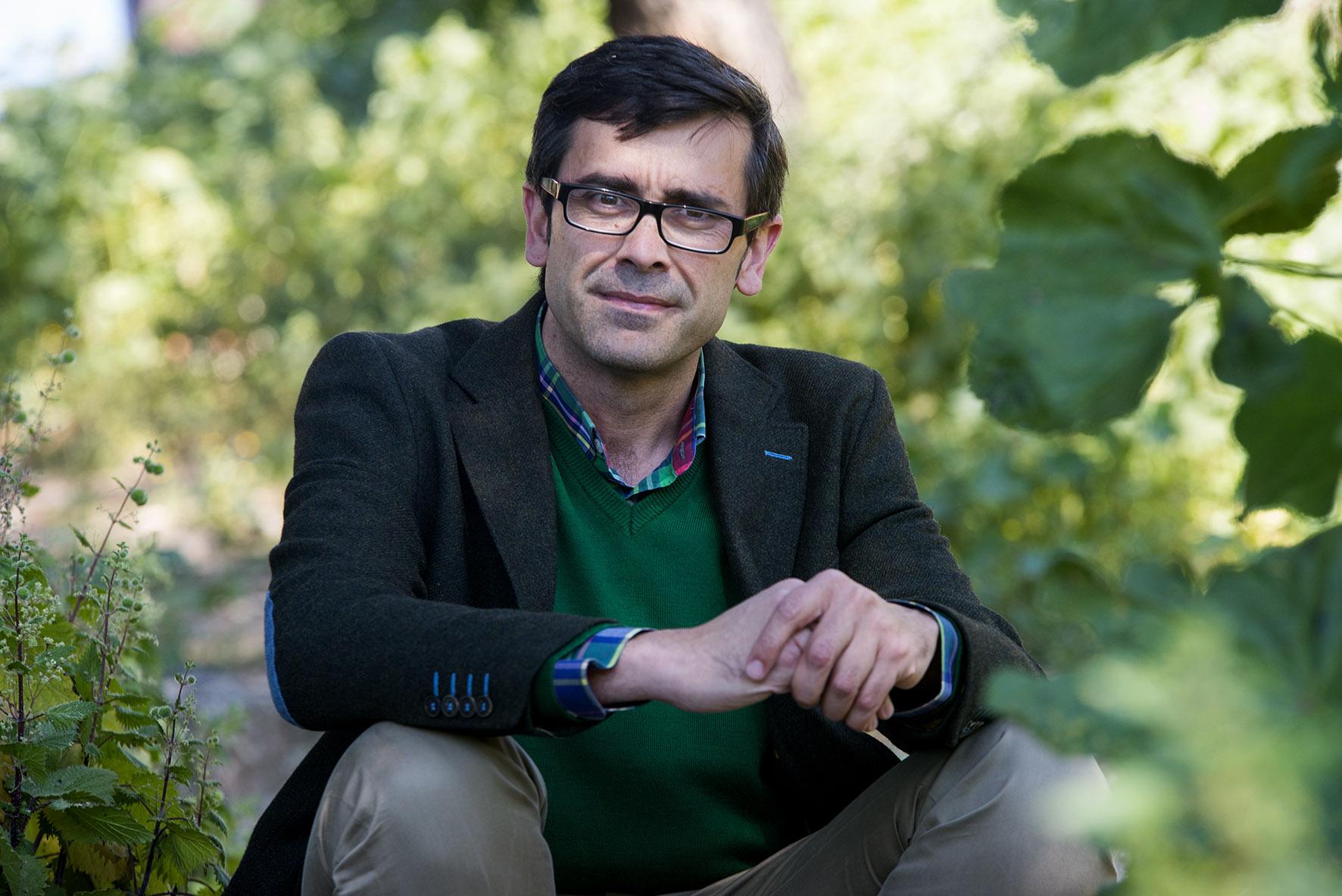 Eduardo Sánchez Butragueño, director de comunicación de Soliss.