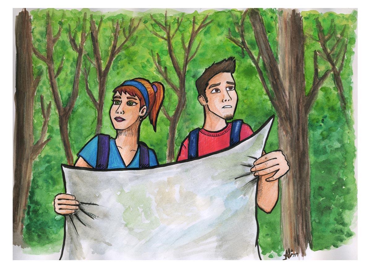 Ilustración de Alicia González Condado.
