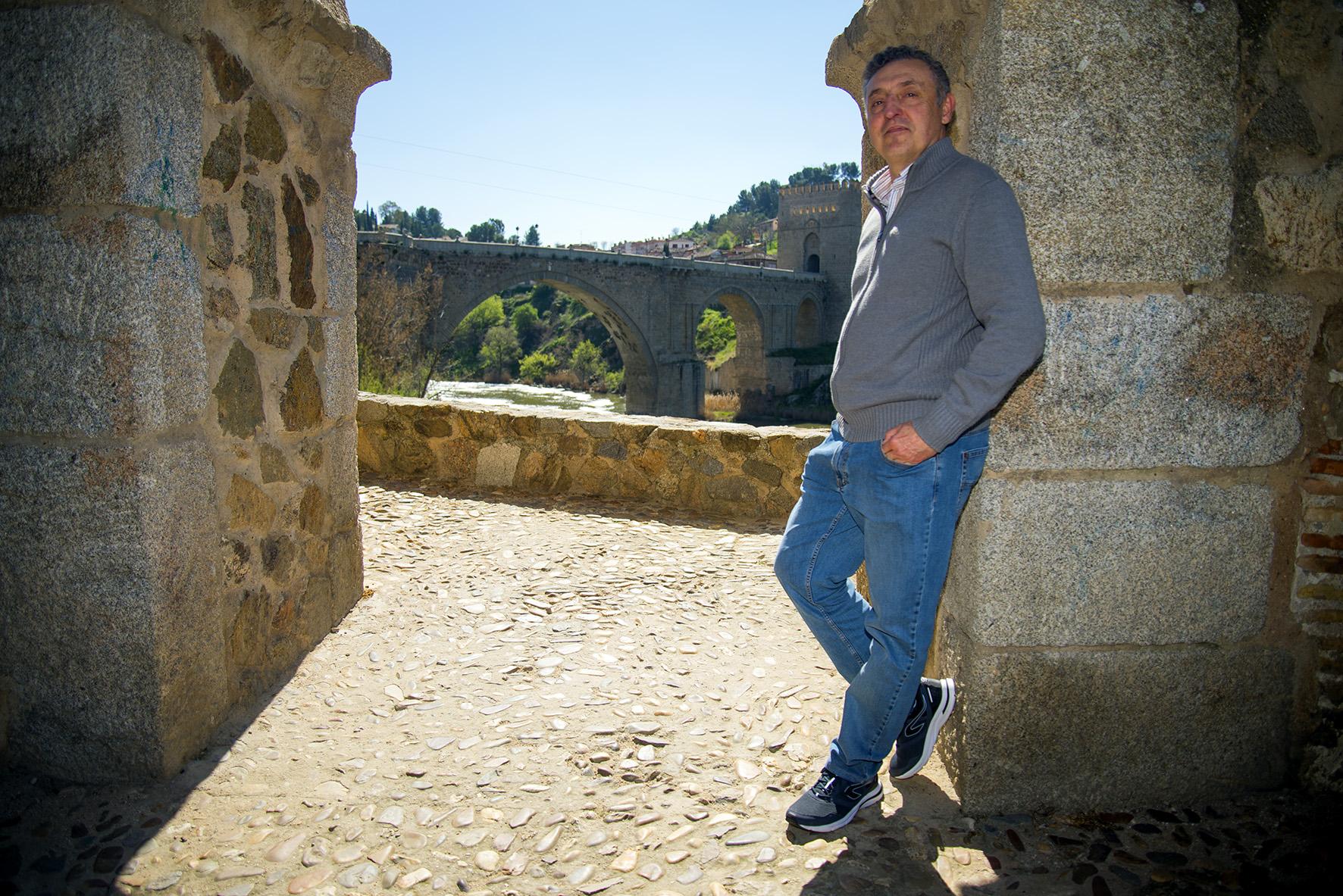 Miguel Ángel Hernández, portavoz de Ecologistas en Acción de CLM.