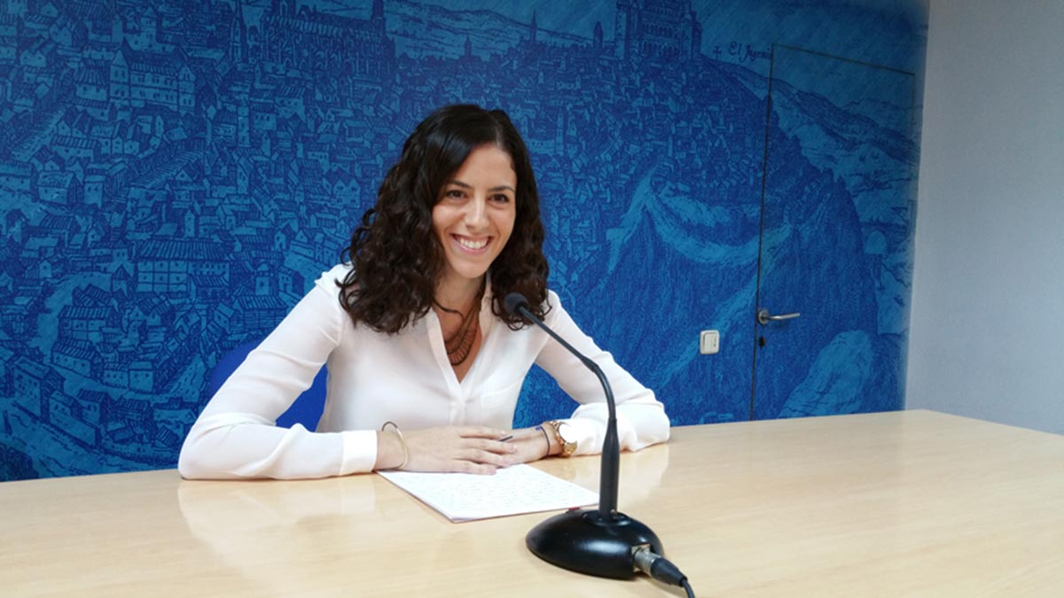 Noelia de la Cruz explicó el Plan del Arbolado