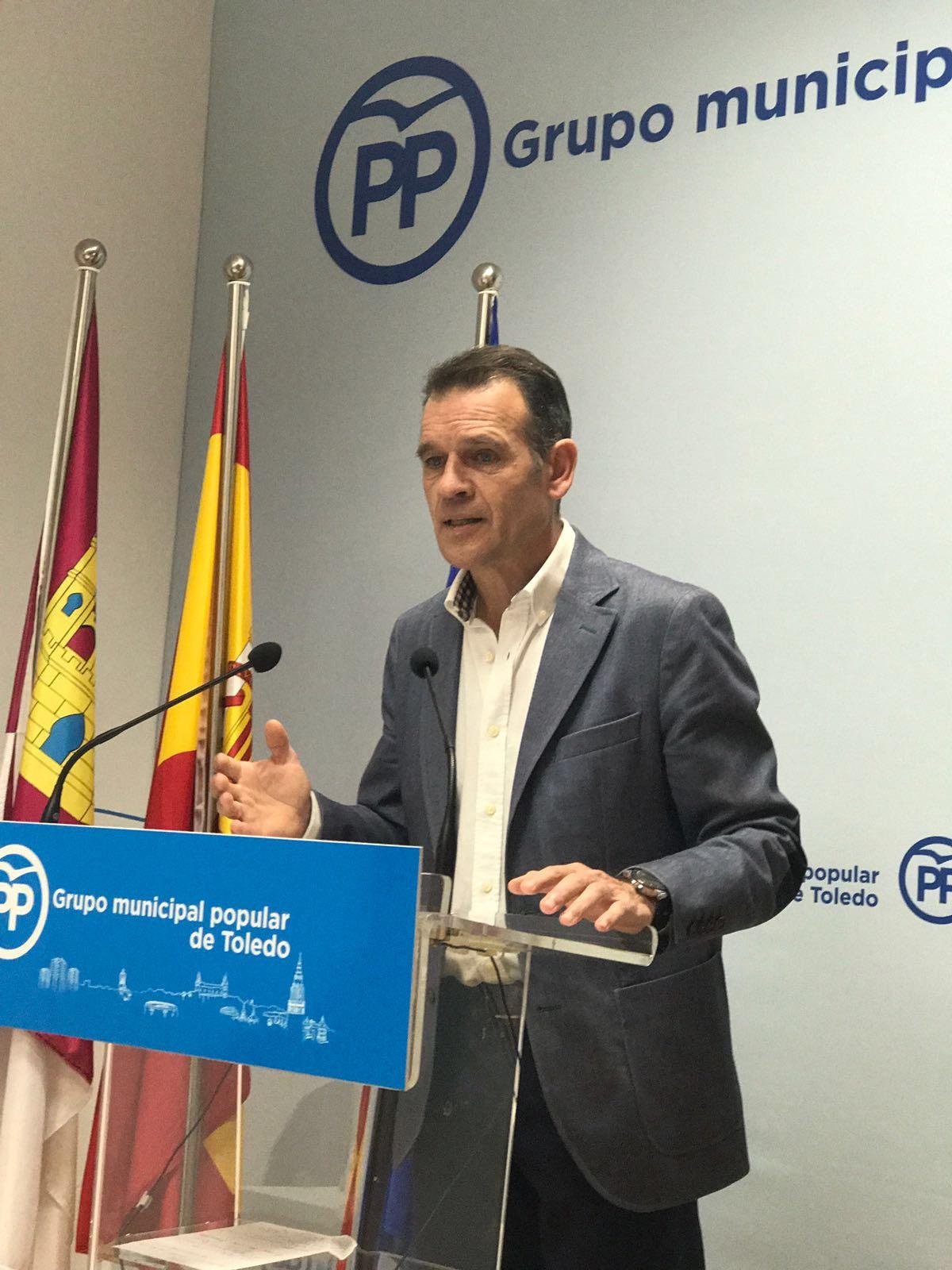 López Gamarra ha pedido información sobre la tala de árboles
