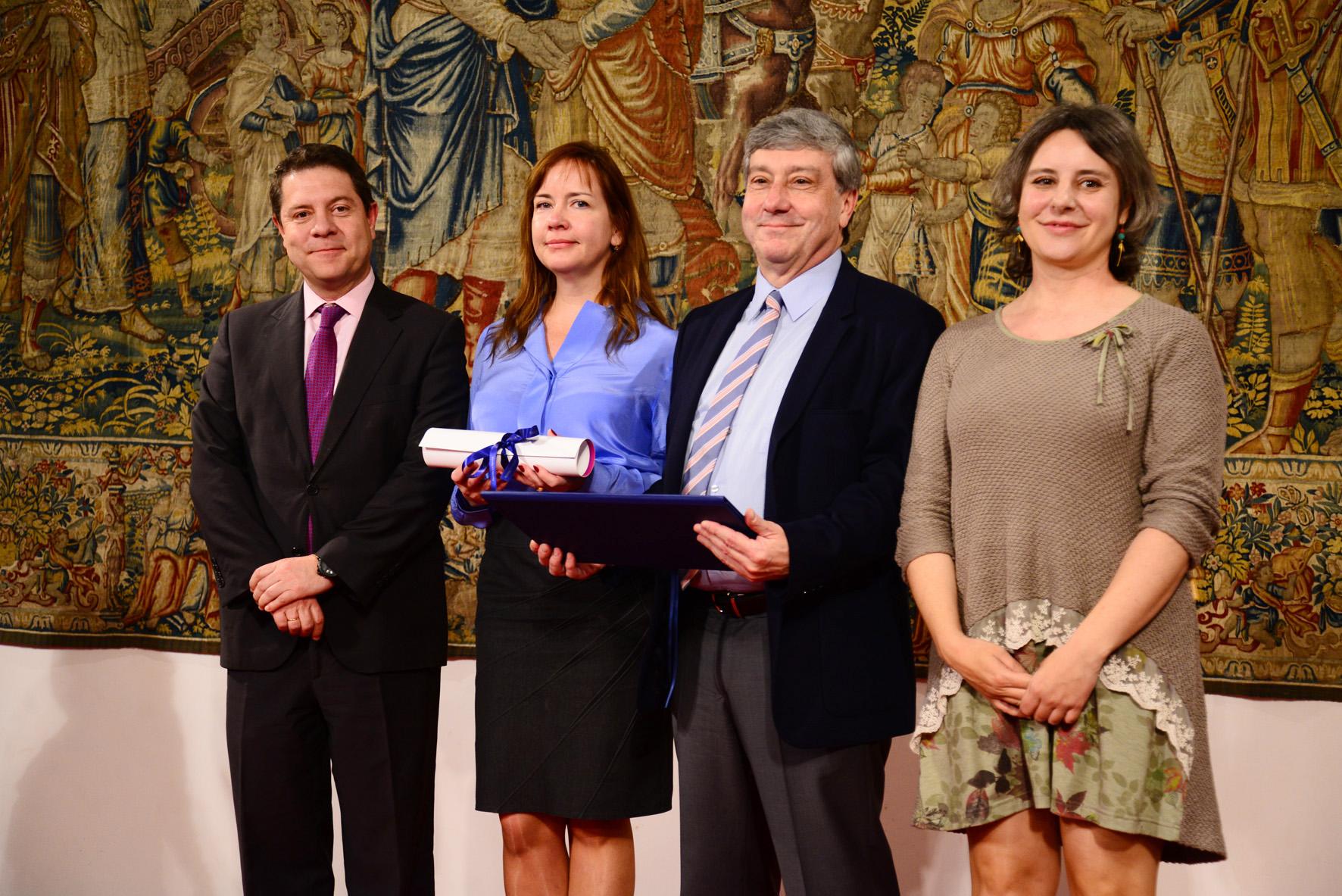 Distintivo de Excelencia en Igualdad, Conciliación y Responsabilidad Social Empresarial, oposiciones