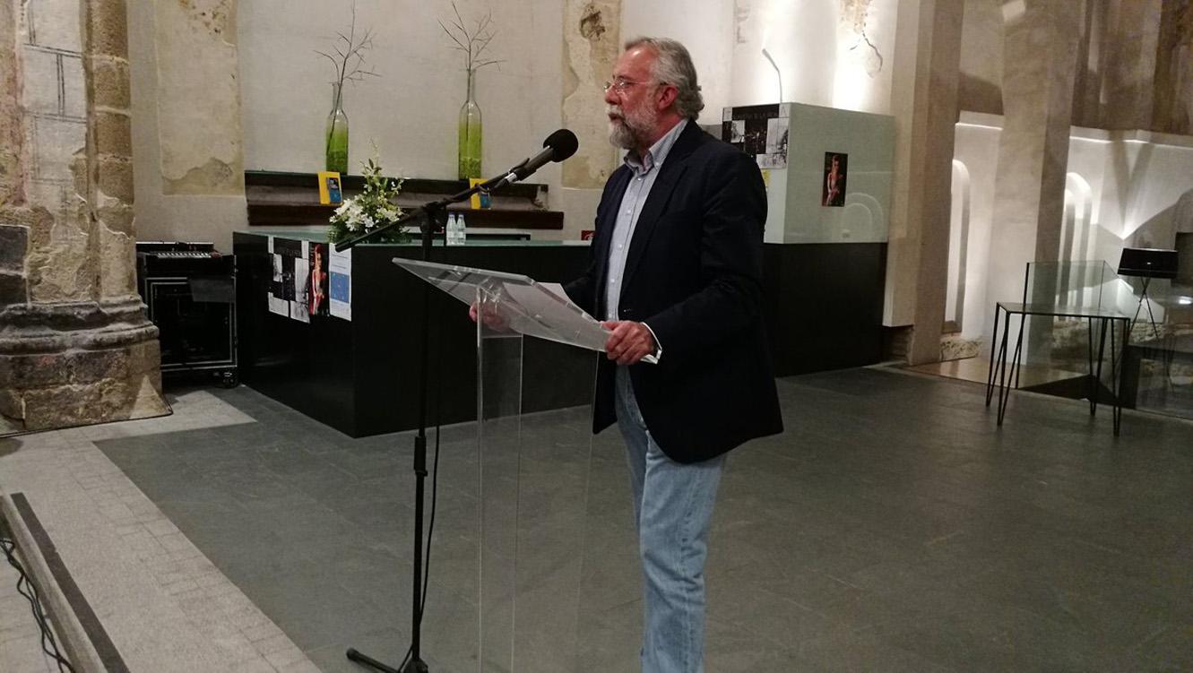 Jaime Ramos, alcalde de Talavera