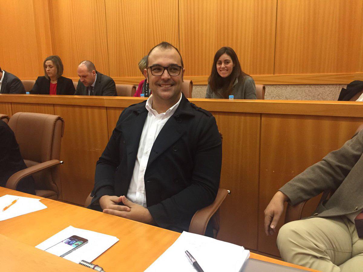 Jonatan Bermejo (en una foto de archivo) responde a STAS y SPL