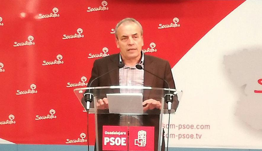 Julio García denuncia transfuguismo en Guadalajara.