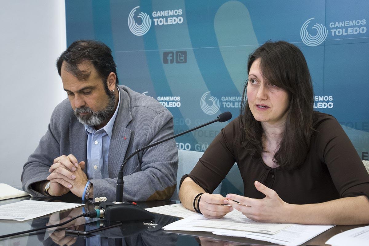 Javier Mateo y Eva Jiménez han avanzado el ahorro en el Patronato por la biomasa