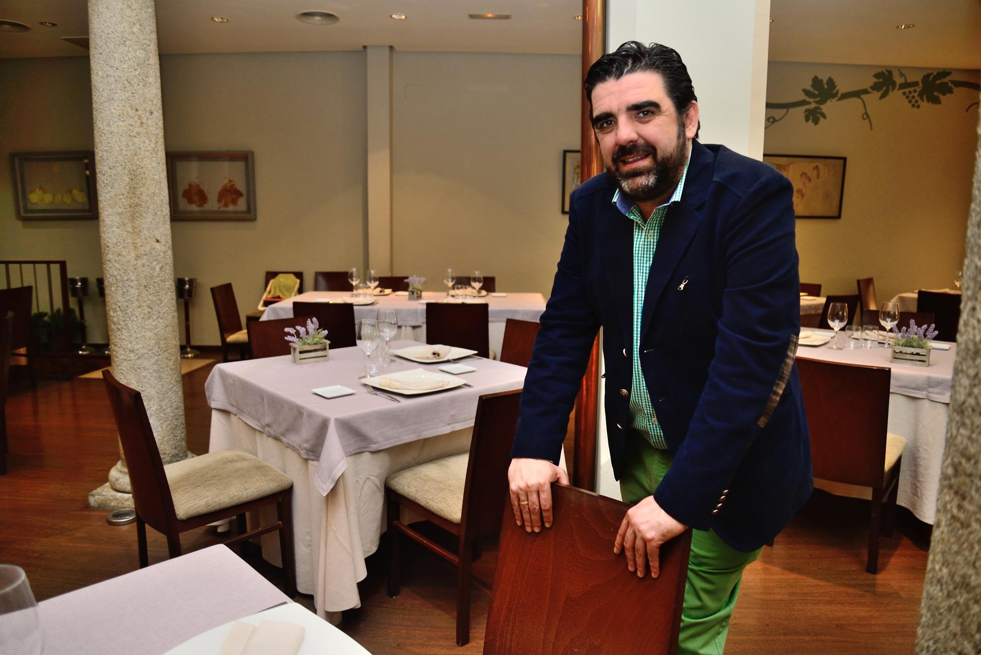 Tomás Palencia, presidente de la Asociación de Hostelería y Turismo de Toledo.