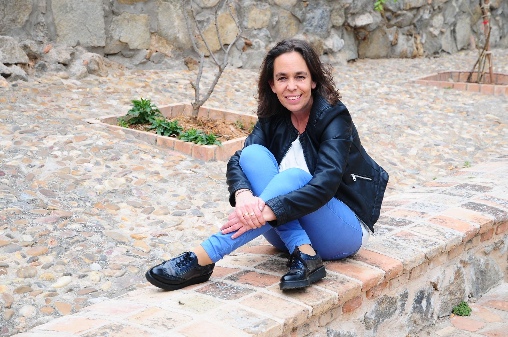 Helena Galán, concejala de Participación y Transparencia del ayuntamiento de Toledo.