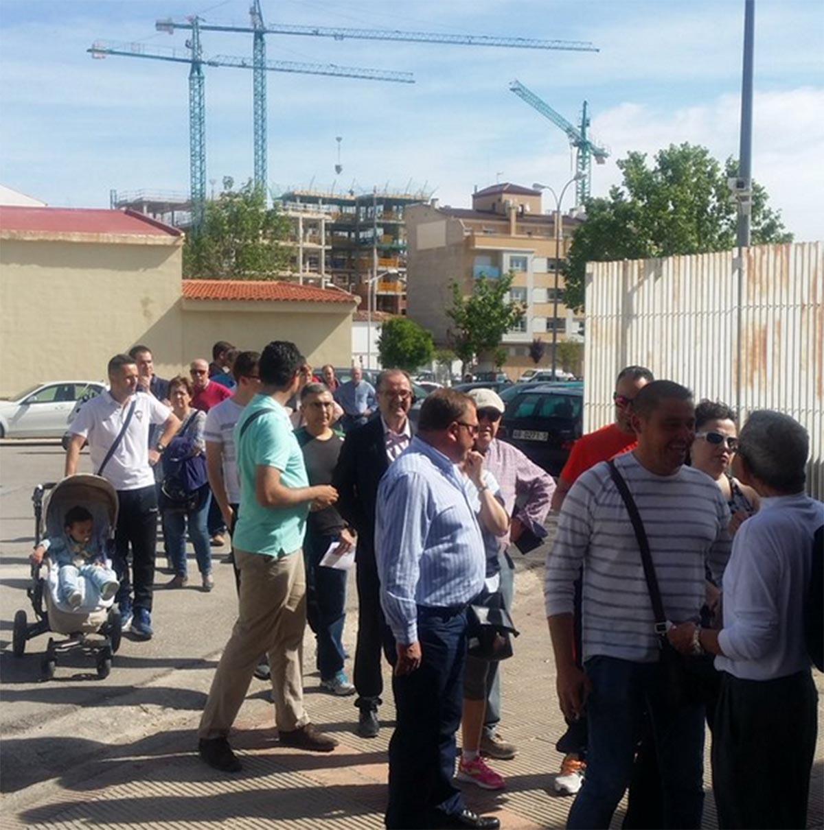 La marcha de la venta de entradas para el Albacete-Lorca va bien, según el club