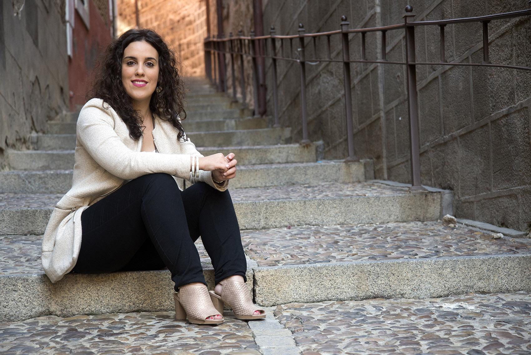 Inés Sandoval, concejal de Empleo e Igualdad en el Ayuntamiento de Toledo.