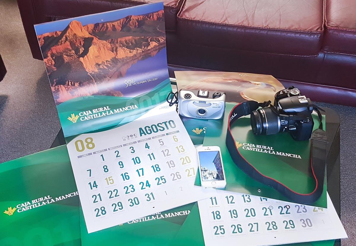 Calendario de Eurocaja Rural