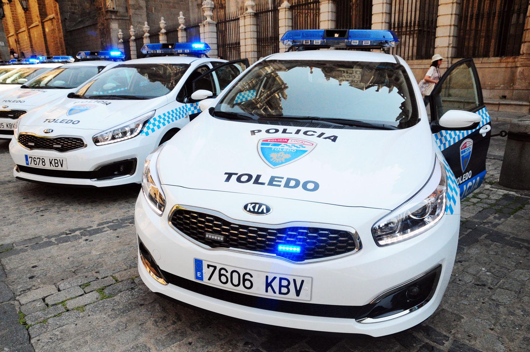La OPE en Toledo para 2019 es de 70 plazas, entre ellas 5 de policías locales (más otras 3 de promoción interna).