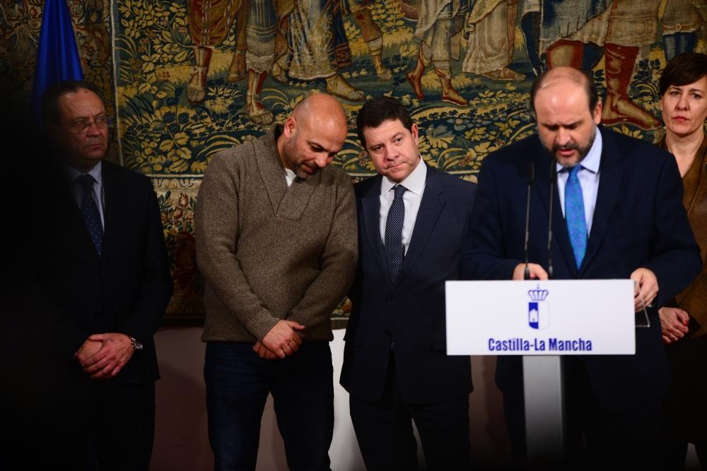 La crisis presupuestaria se podría cerrar con Molina, vicepresidente