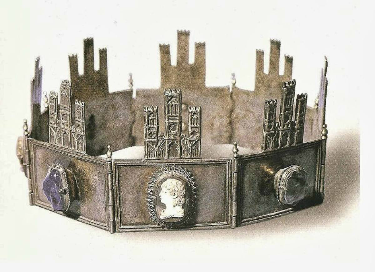 Corona de Sancho IV.