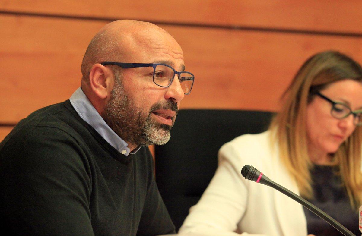 El vicepresidente segundo de la Junta, José García Molina.
