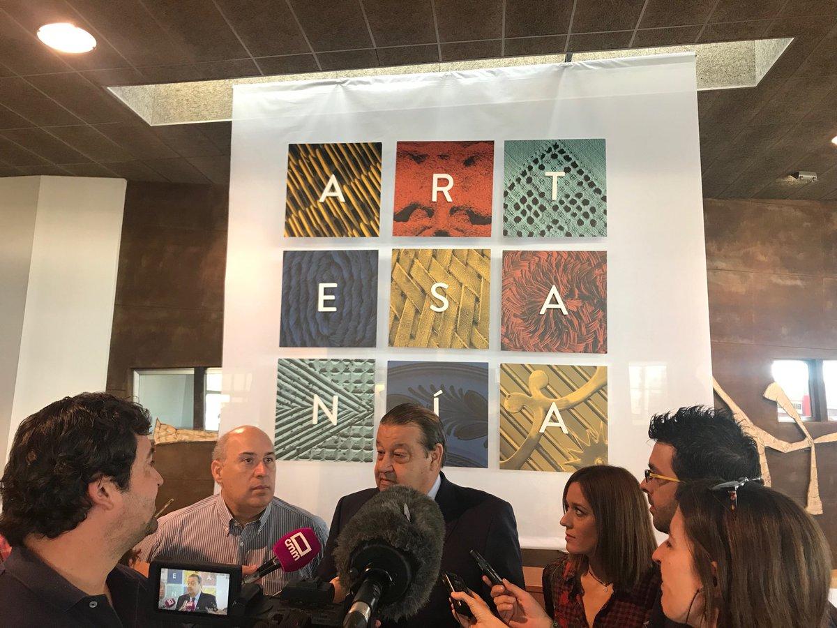 Vaquero ha hablado de Cataluña en su visita a Farcama