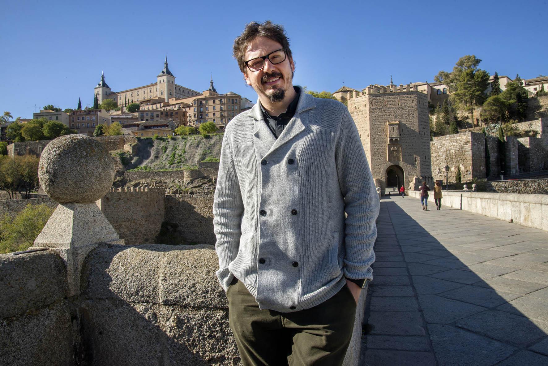 Andrés Martínez, presidente de Cecap.