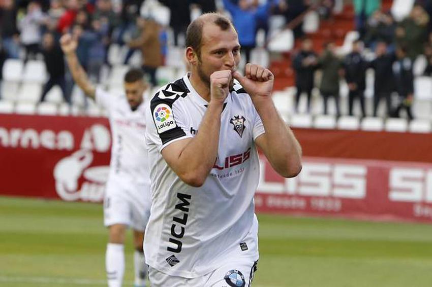 Zozulia vuelve al Albacete