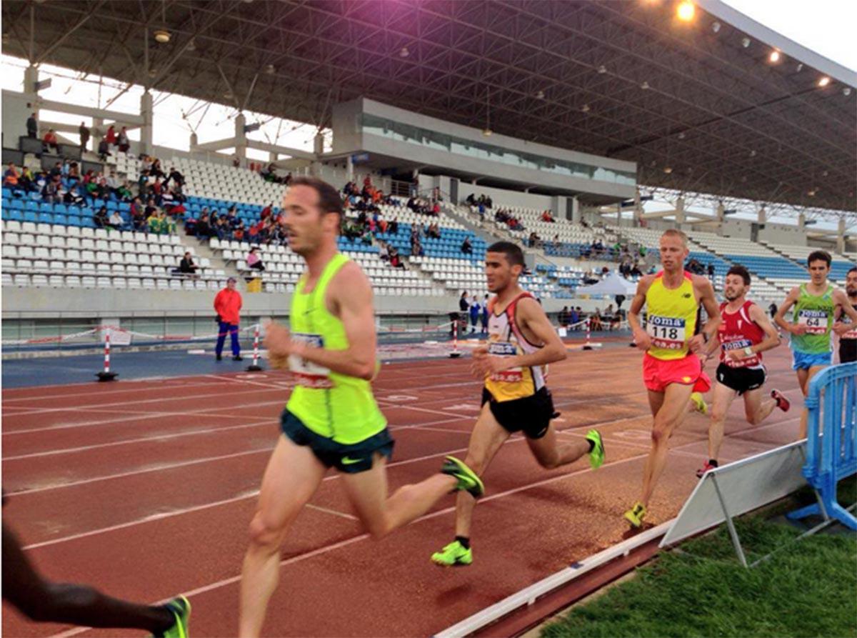 """""""Chiqui"""" Pérez (el cuarto), al Mundial de medio maratón"""