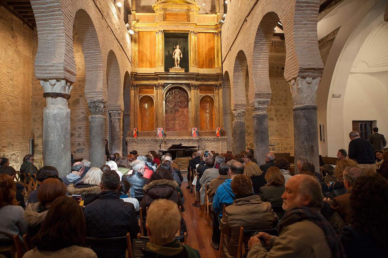 La Iglesia de San Sebastián acoge el primer concierto del Ciclo Música y Patrimonio el 11 de marzo.