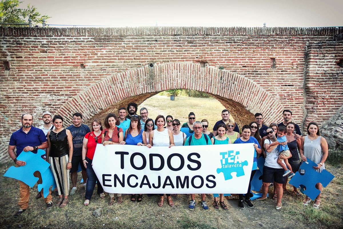 """Tea Talavera lanza su campaña """"Todos encajamos"""". Imagen: Tea Talavera"""