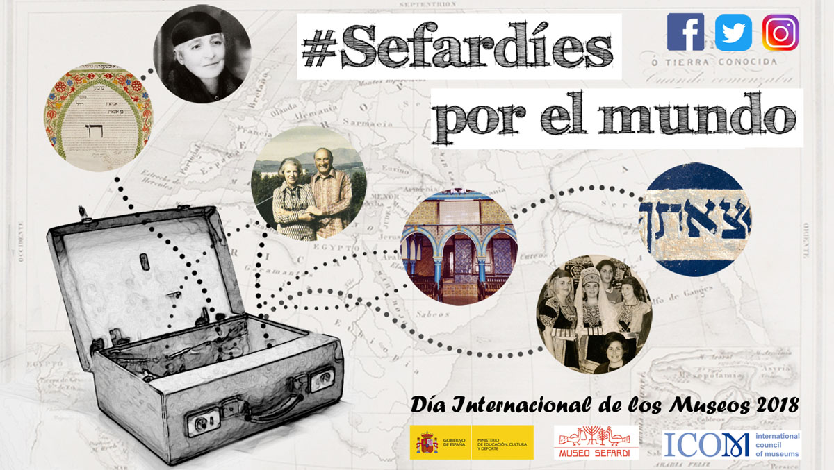 Campaña #sefardiesporelmundo.