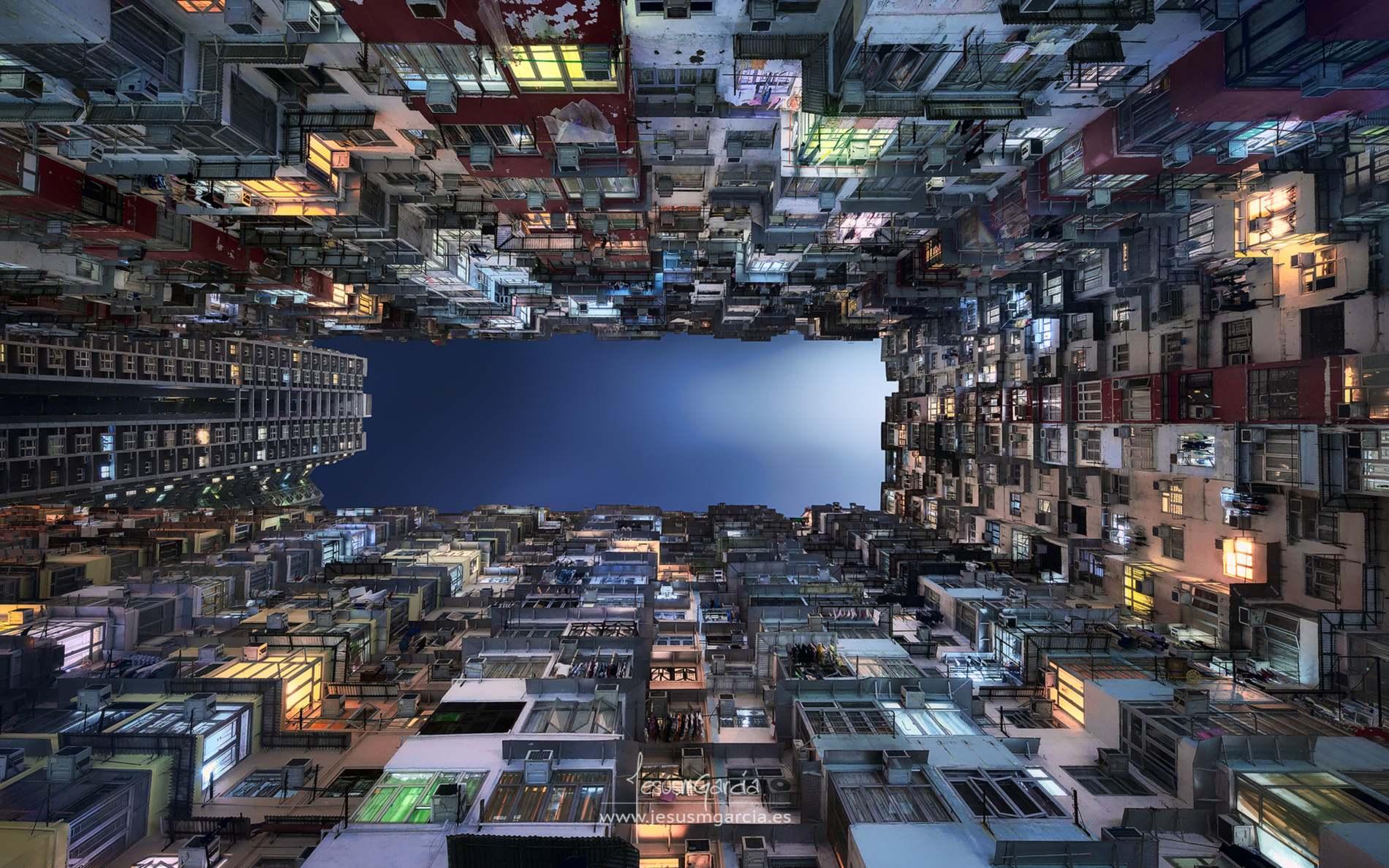 """Hong Kong. Ganadora de la categoría """"Ciudades""""."""