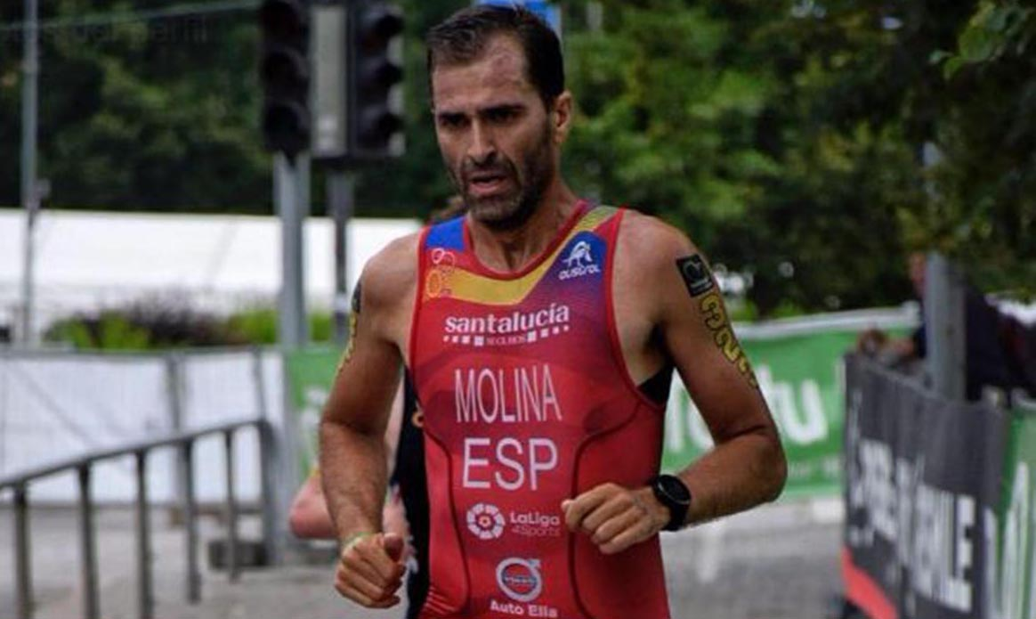 Daniel Molina, el mejor del mundo