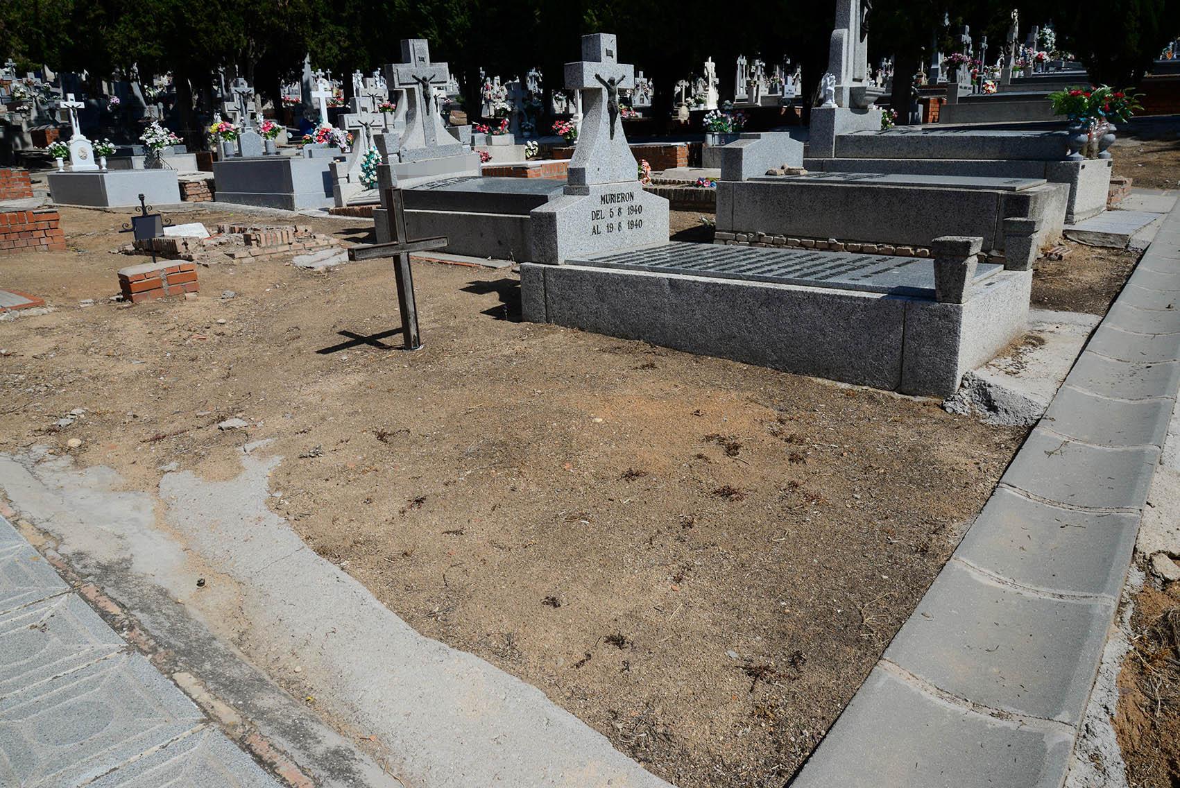 Cementerio de Toledo.