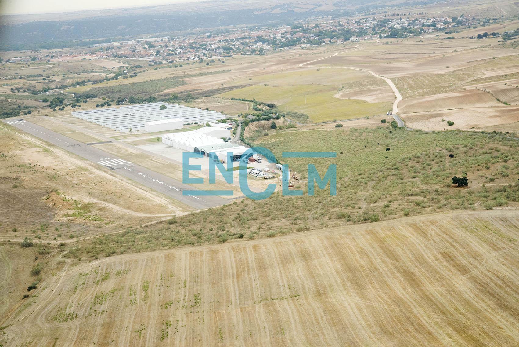 Foto del aeródromo de Casarrubios (archivo)