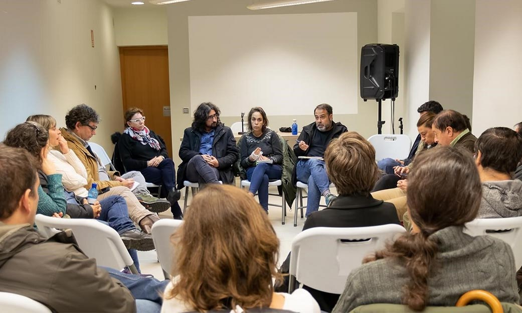 Ganemos Toledo busca la confluencia con IU y Podemos