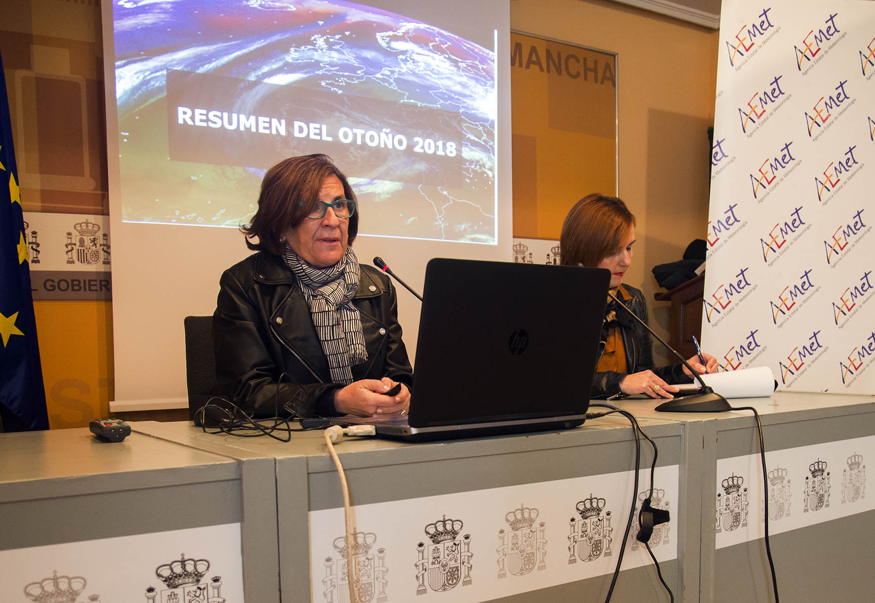 Paloma Castro, delegada de AEMET