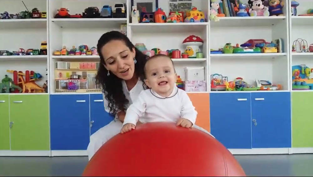 Servicio de Fisioterapia Infantil del Hospital Nacional de Parapléjicos de Toledo