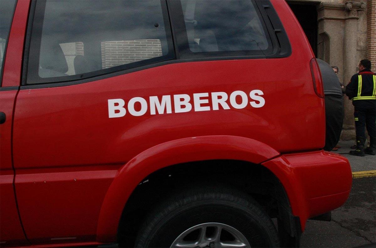 fuencaliente Bomberos de Molinicos asistieron en el siniestro de Villaverde de Guadalimar