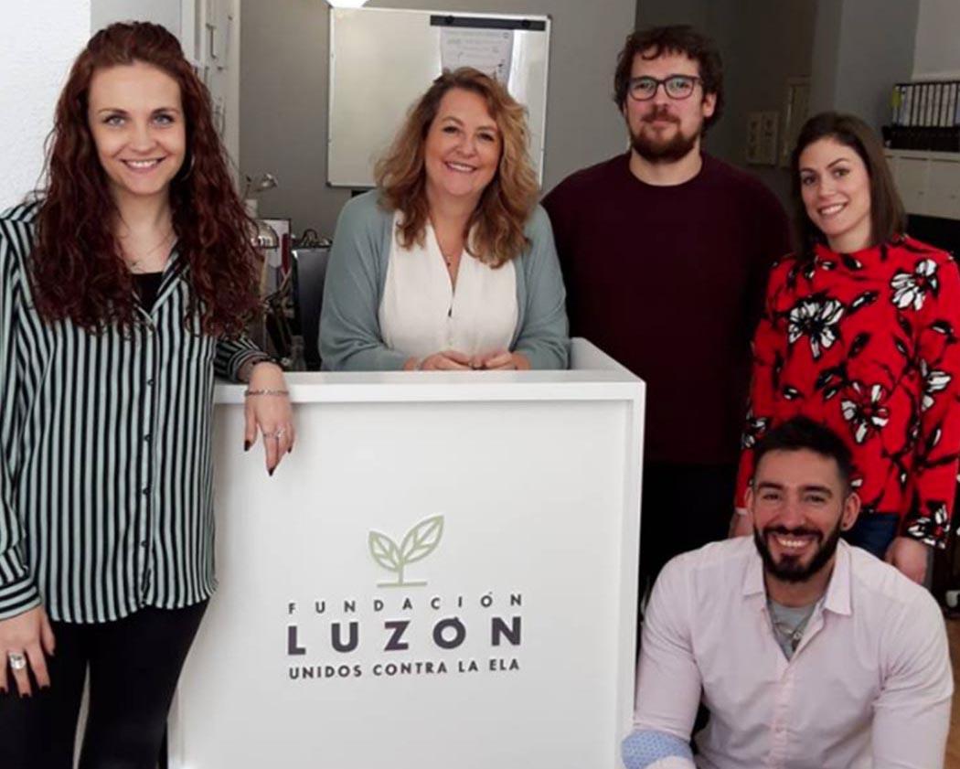 Adelante CLM se reunió con la Fundación Francisco Luzón y la Asociación Española de Esclerosis Lateral Amiotrófica