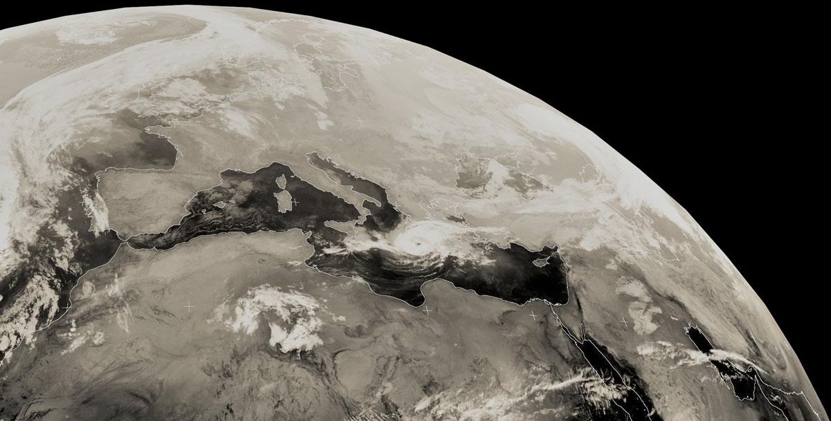 Cambio climático, planeta Tierra