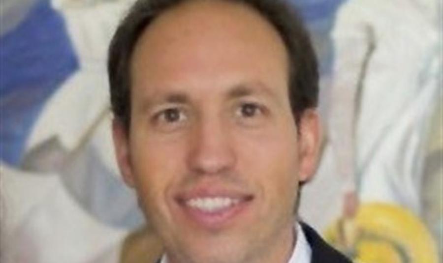 Daniel Arias, candidato de Vox a la Junta
