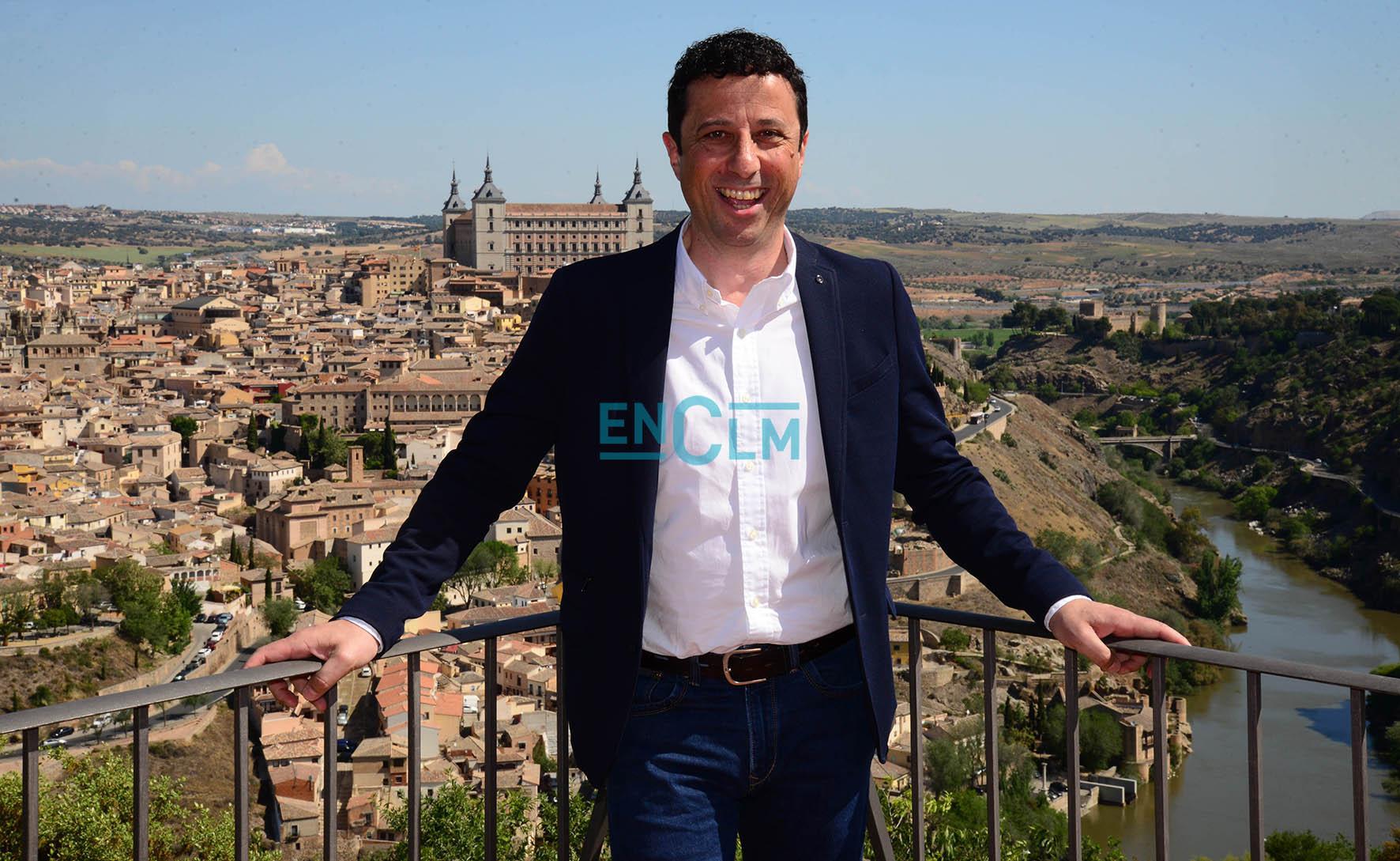 Chesco Armenta será el nuevo delegado provincial de Bienestar Social en la provincia de Toledo.