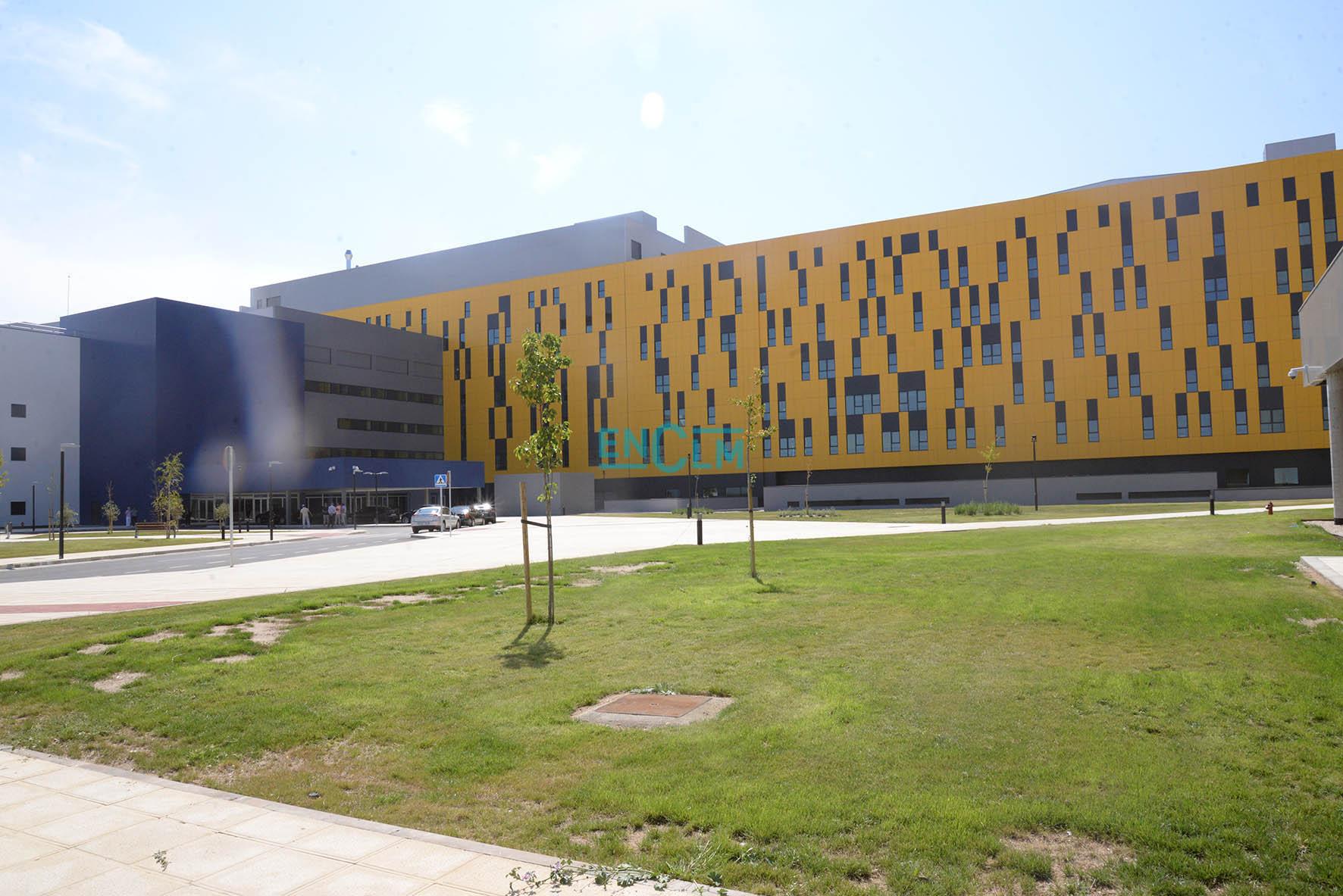 sescam El Hospital de Toledo se llevará la partida de inversión más cuantiosa del Sescam.
