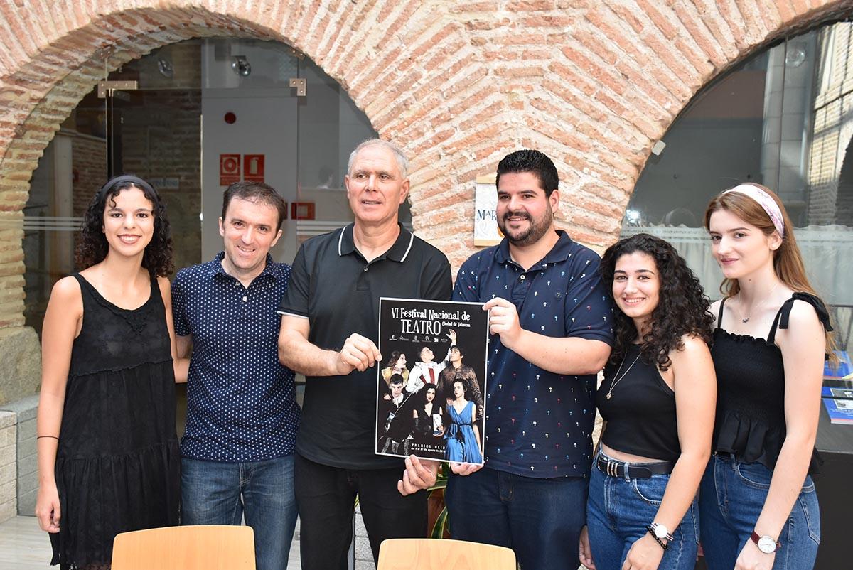 """Presentación del Festival Nacional de Teatro """"Ciudad de Talavera"""""""