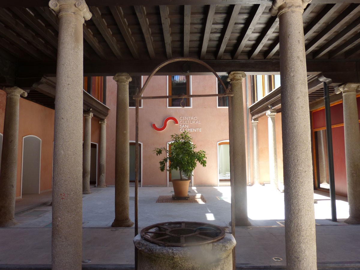 Centro Cultural San Clemente.