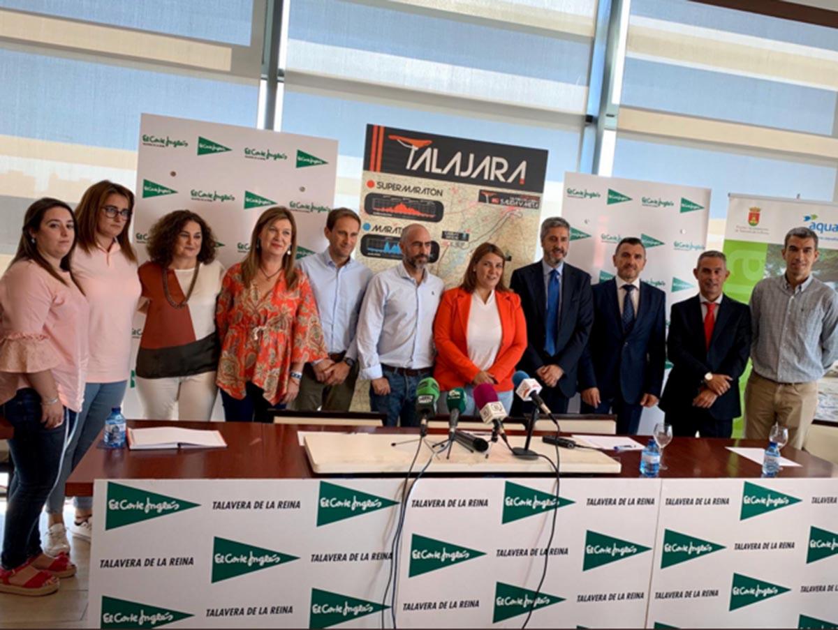 """La alcaldesa Tita García presentó la X edición de """"Talajara"""""""