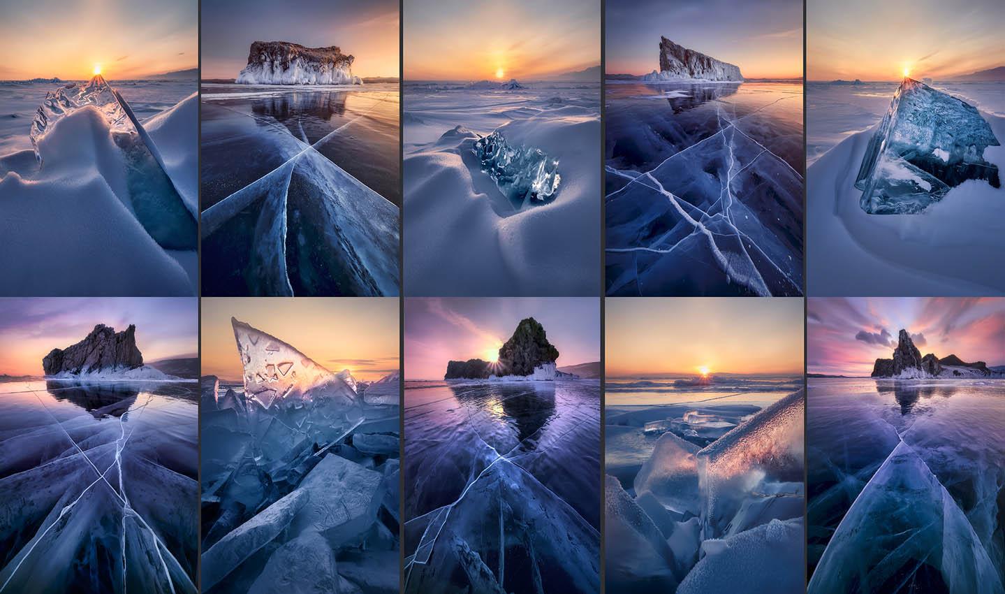 Las impresionates fotos que le han valido a Jesús M. García para ser finalista de un premio nacional.