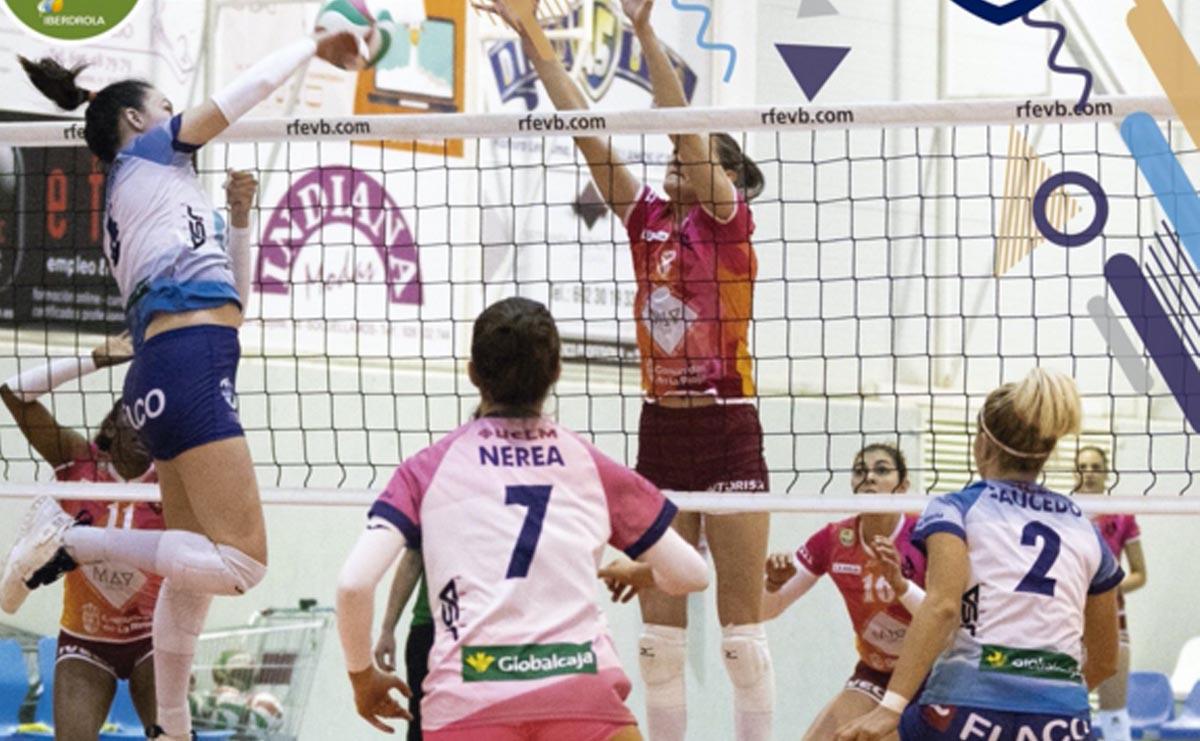 El Kiele Socuéllamos rozó la remontada contra las grancanarias (la foto es de un partido anterior)
