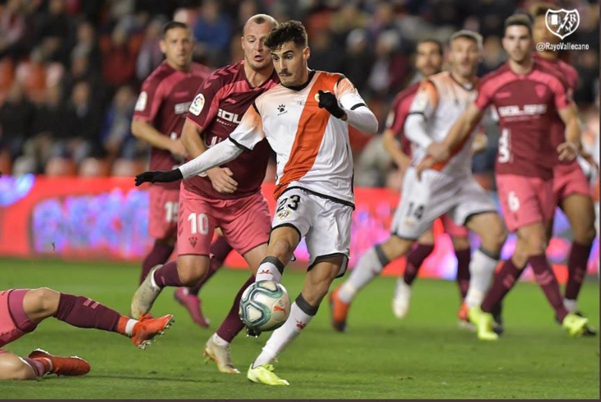 Las consecuencias de los insultos a Zozulia, jugador del Albacete