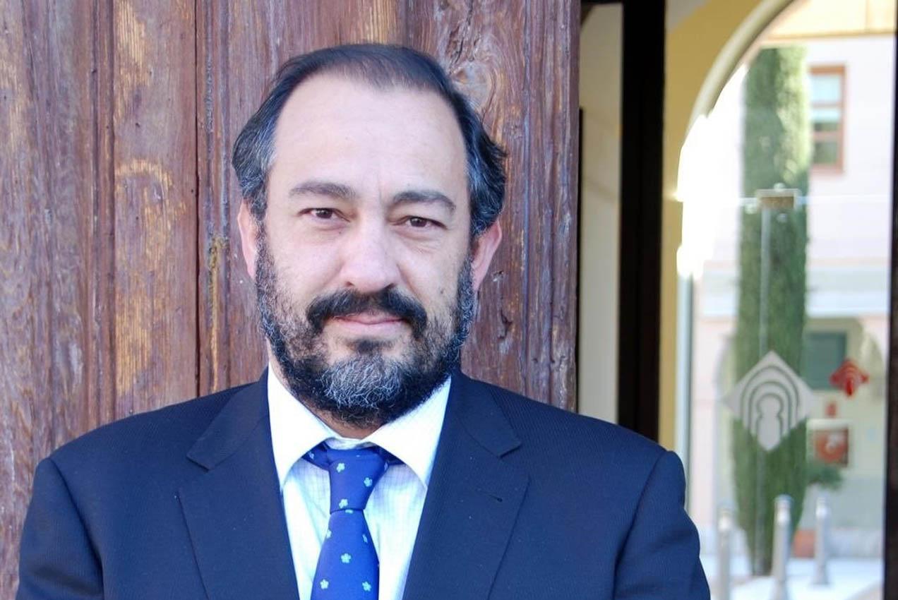 El vicerrector de Investigación y Política Científica de la UCLM, Julián Garde.
